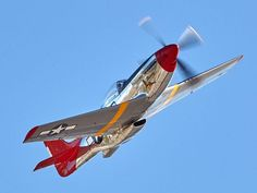 The Palm Springs Air Museum restored this Mustang in honor of Lt. The plane will participate in the air races in Reno, Nev., again in September Palm Springs Air Museum, Tuskegee Airmen, P51 Mustang, Ww2 Planes, Us Marine Corps, Military Jets, World War Two, Vintage Travel, Black History