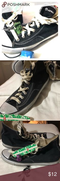 Airwalk Sneakers Closet clean out!   Airwalk high tops. Worn once. Excellent condition. Airwalk Shoes Sneakers
