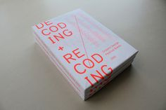 Rob van Hoesel - Catalogue for the Graphic Design Festival in Breda 1