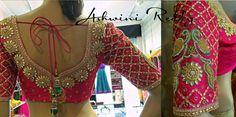 Bridal Blouse by Ashwini Reddy