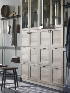 The TORHAMN Kitchen cabinet door fronts from IKEA are absolutely beautiful.