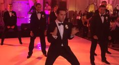 Groomsmen vs. Bridesmaids dance-off?? :D You've Gotta See This Groom Dance — Plus More of Our All-Time Favorite Wedding Videos!