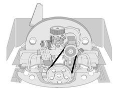 bcregulator jpg 740 600 tools pinterest vw engine and cars rh pinterest com VW Engine Parts Diagram Type 2 VW Engine Diagram