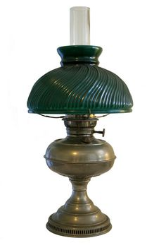 Antique Kerosene Lamps