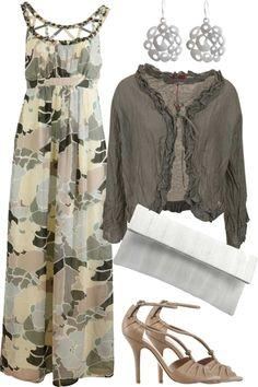 Birdsnest Outfit: Natural Winner