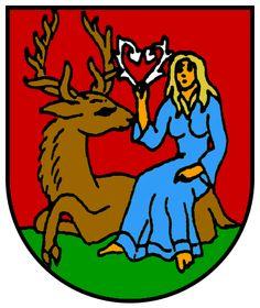 Rychnov nad Kněžnou (East Bohemia), Czechia City Logo, Crests, Coat Of Arms, Czech Republic, Flags, Symbols, Gallery, Weapons Guns, Bohemia