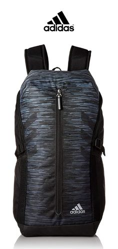 66dc6e14e Adidas Mercer Backpack | Black Grey | Click for More Adidas Backpacks!  Maletines, Mochilas