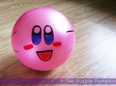 The Purple Pumpkin Blog: Boo Balloon Decorations - Nintendo Party