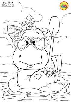 Cuties Coloring Pages for Kids – Free Preschool Printables – Slatkice Bojanke – Cute Animal Coloring Books by BonTon TV Free Kids Coloring Pages, Free Printable Coloring Sheets, School Coloring Pages, Coloring Sheets For Kids, Disney Coloring Pages, Coloring Pages To Print, Animal Coloring Pages, Coloring Book Pages, Coloring Pages For Teenagers