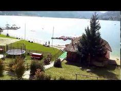 O parte de Paradis românesc: Staţiunea din munţi cu plaje artificiale la 900 de metri altitudine -Lacul Colibita, Bistrita Paradis, Activities, Mountains, Youtube, Travel, Viajes, Traveling, Youtubers, Trips