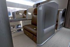 diseño de BMW Singapore Airlines interior