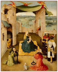 Hieronymus Bosch (1450 - 1516)   Hollandalı Ressam - Forum Gerçek