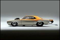 Chevrolet : Camaro blank 1969 CHEVROLET CAMARO Rad Rides by Troy car  $194,865.00