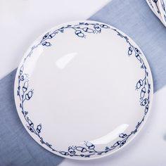 Porcelain, Plates, Tableware, Kitchen, Licence Plates, Porcelain Ceramics, Dishes, Dinnerware, Cooking