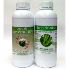 Aloe vera bebible 1 litro www.cremasdealoevera.es