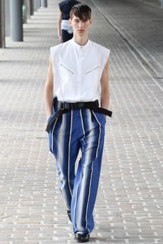 3.1 Phillip Lim Spring Summer 2014 Men s Collection e26f37ab59