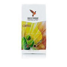 Bulletproof Upgraded Whole Bean Coffee (Caffeinated, 5 LB)