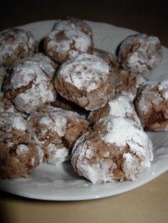 Petits biscuits de Noël n°5 : Biscuits Boules de neige