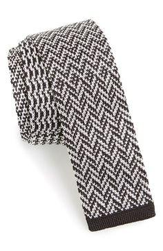 Etro Knit Silk Tie available at #Nordstrom