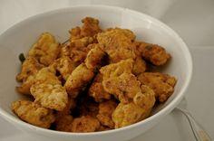 Chipotle Chicken Popcorn