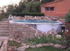 Bonito In 2019 Diy Swimming Pool Above Ground Pool