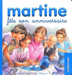 martine fête son anniversaire