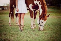 Senior Shoots: Sweet cowboy boots and rugged aviators Rustic senior shoot with horses by A Photography – Done Brilliantly