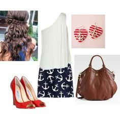 """""""Anchors"""" by lizzie-boyette on Polyvore"""