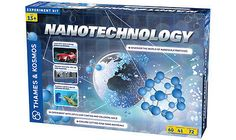 Other Science and Nature Toys 11737: Thames And Kosmos Cutting Edge Nanotechnology Experiment Diy Kit W Nanomaterials -> BUY IT NOW ONLY: $124.95 on eBay!