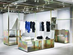 display industrial
