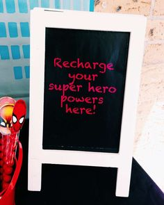 Superhero Birthday Party Ideas   Photo 1 of 42   Catch My Party