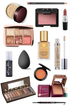 The TOP makeup products. Many are on sale at Nordstrom.