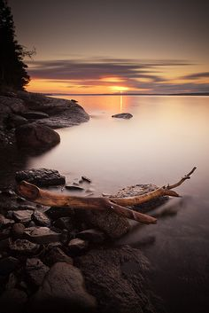 Down by the seaside by Nate Parker Photography (locale: coast of Maine or Acadia)