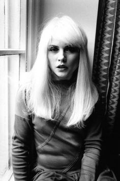 #DebbieHarry