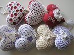 Мобильный LiveInternet Текстильные сердечки. Большая коллекция очень красивых валентинок | Марриэтта - Вдохновлялочка Марриэтты |