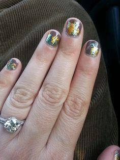 Foil nails take two !