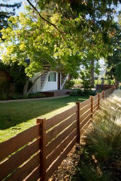Fencing ideas on pinterest fence fencing and wire fence for Short garden fence designs