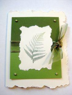 my leaf card