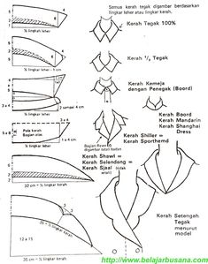 - Sewing techniques - (notitle) (notitle),SEWING Related posts:Free Knitting Pattern for Santa Claus Gift Bag - Sewing skillsHow to Find Your Measurements for Pattern Drafting - Sewing patterns freeBurda Baby Dress, Top and Panties - -. Techniques Couture, Sewing Techniques, Sewing Hacks, Sewing Tutorials, Sewing Projects, Pattern Cutting, Pattern Making, Dress Sewing Patterns, Clothing Patterns