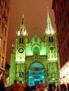 église Saint Nizier 2004