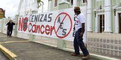 Senadores recorren la planta de AES en Guayama:...