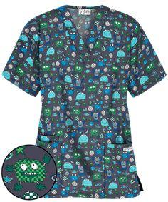 e4eea4d16fb 34 Best pediatric scrubs images   Medical scrubs, Nurse uniforms ...