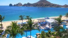 Cheap Vacation Packages from Toronto, ON (YYZ-Pearson Intl.) to Downtown Cabo San Lucas All Inclusive Vacations, Cabo San Lucas, Vacation Packages, White Sand Beach, Tropical Paradise, You Gave Up, Where To Go, Saving Money, How To Find Out
