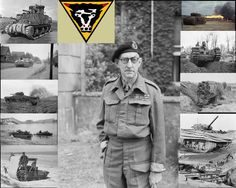Hobart's Funnies: the strange-looking tanks of Armoured Division used in the Normandy landings and during the North-west European Campaign British Tanks, British Army, Navy Chief Petty Officer, Special Operations Command, Landing Craft, Military Units, Armored Vehicles, Normandy, North West