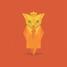 'The Golden Fox' by bicone