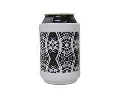 Porta-Lata Black & White Simonie