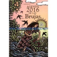 La mas que famosa agenda de la brujas para el año 2016, de la reconocida editorial Obelisco