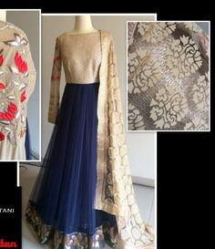 Latest Indian & asian Anarkali suits Pishwas Dresses & Long Frocks for women 2015-2016 (14)