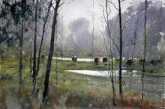 Joseph Zbukvic Beautiful greys and light.