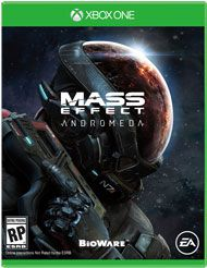 Mass Effect Andromeda for Xbox One   $59.99 at GameStop